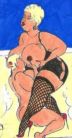 Claribel miosoti huge tits