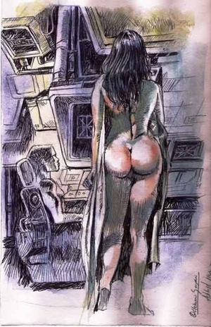 Druuna sketch
