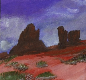 Magnificence of Red Rocks