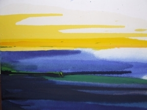 abstract sea2