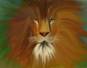 Fantastic Lion