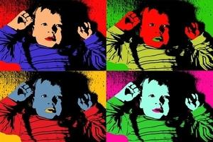 Warhole Portrait