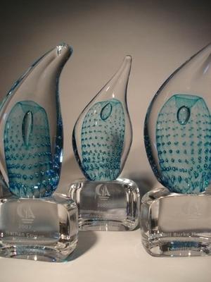 Hand Made Glass Awards