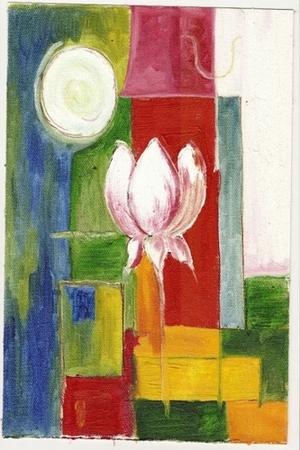 Spiritual Painting by Trupti Dave