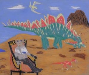In dinosaurs world