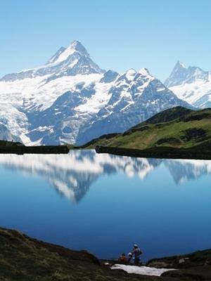alphine mountain