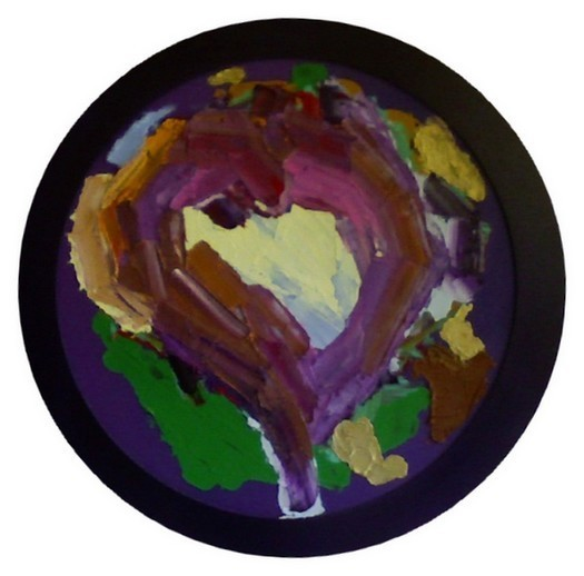Cuore_i_diametro_60_2009_mixed_media_on_panel_frame_800k-normal