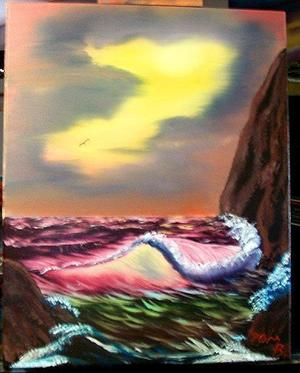 """""""Crimson Cove"""""""