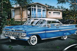 1959 Past to present.