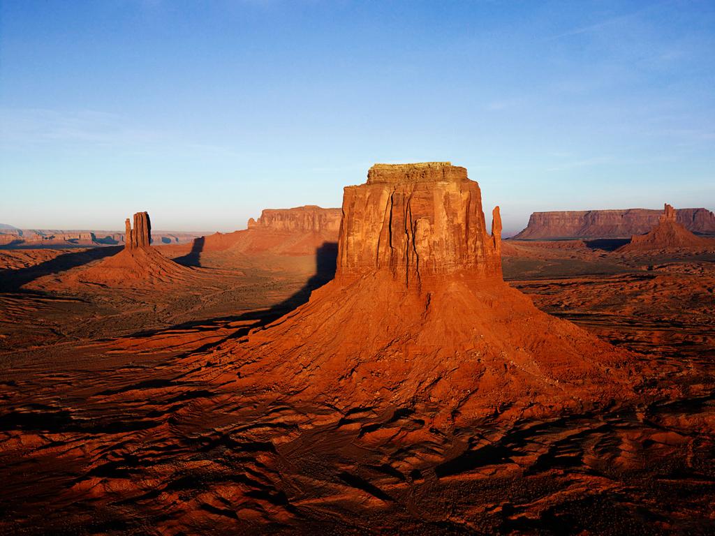 Desert-normal