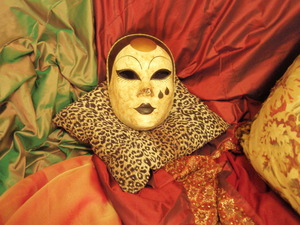Still-Life in Mask