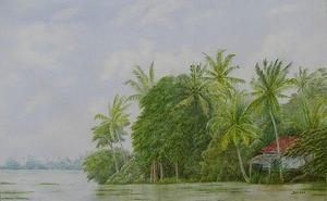 Lake Isle of Kuttanad