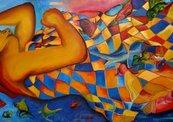 Sleeping_at_the_sea_140x70cms_oil_on_canvas-thumb