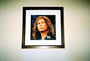 "Steven Tyler ""Hand Stitched"""