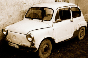 Fiat... old