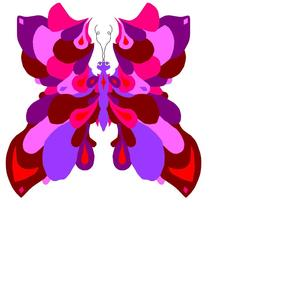 Digitized Butterfly
