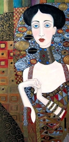 What I Am ? la Klimt
