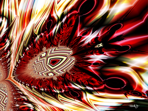 """Chili Reentry - 24""""x8"""" Limited Edition"""