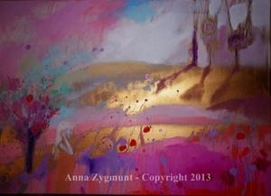 Expecting soon, 2012, cm.50x60, oil on canvas