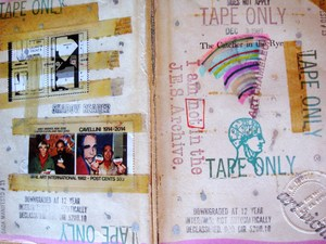 MAIL ART IN THE RYE