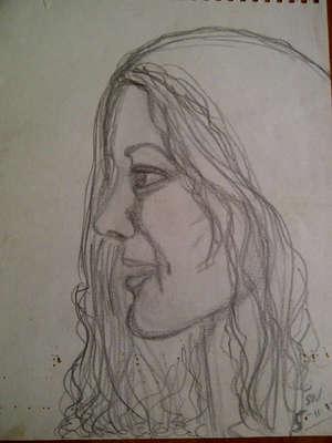 Me, caricature