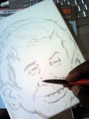 """Portraiture Art"""