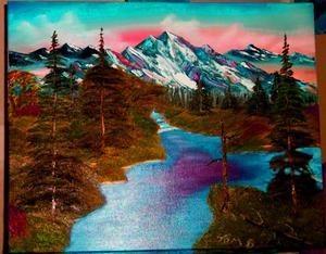 Mountain River Fork