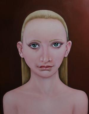 portrait of a  young dancer