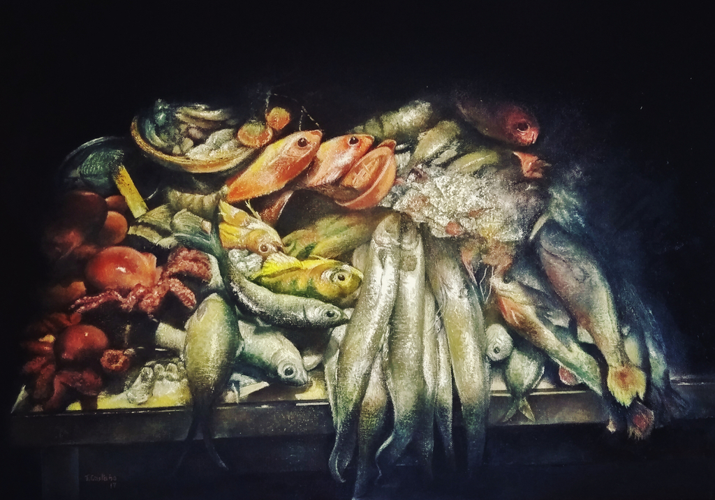 Fish_market-50x70_cms_2017-2-normal